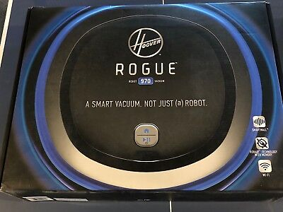 Hoover Rogue 970 Robot Vacuum - Like New
