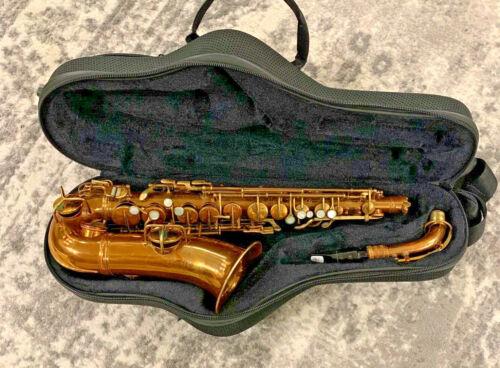 CG Conn alto saxophone circa 1924, completely overhauled with case