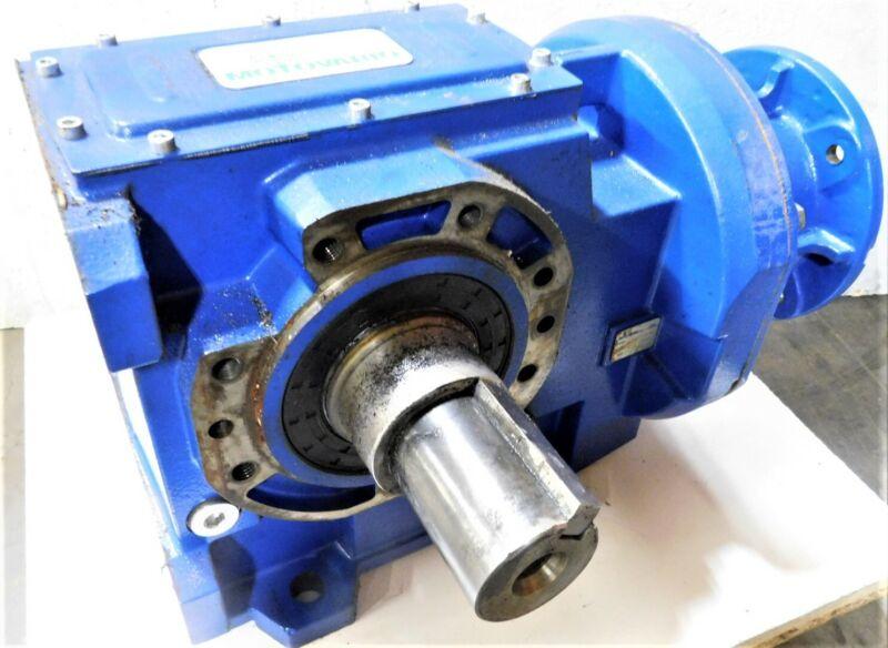54.30 Motovario PB/123UP  Right Angle Gear Reducer