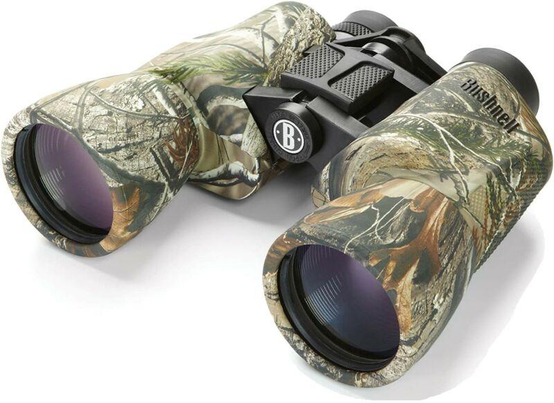 Bushnell PowerView 10x50mm BK-7 Porro Prism Instafocus Binoculars - 131055