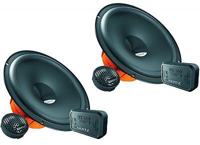 Gebraucht, Hertz Dieci DSK 165.3 2 Wege Komponenten Lautsprecher System 16,5 cm 165 mm gebraucht kaufen  Bad Hersfeld