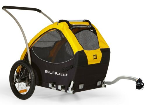 Burley Tail Wagon Dog Pet Bike Bicycle Trailer  75 LBS Capacity New