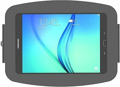 "Tablet Wall Mount Secure Lock 9.6"" Enclosure Key Samsung Galaxy Tab 696EGEB"