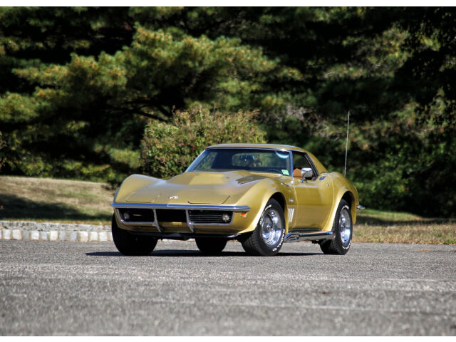 Imagen 1 de Chevrolet Corvette gold