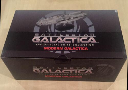 Eaglemoss Battlestar Galactica Modern (2004) Ship with Collector Magazine #3 New