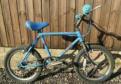 Vintage Diamondback DB Pro Racing CRMO Mountain Bike Boys Girls Bicycle Blue BMX