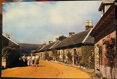 Scotland Luss Village Loch Lomond Dunbartonshire - posted 1962