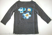 Mini Boden Girls Shirt 7