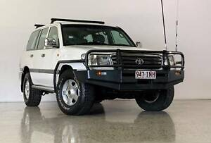 2004 Toyota LandCruiser GXL Automatic SUV Ashmore Gold Coast City Preview