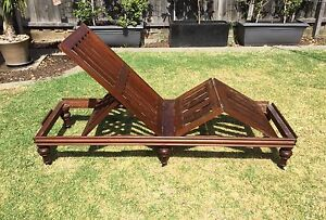 Antique Victorian Day Bed / Lounge Keilor Brimbank Area Preview