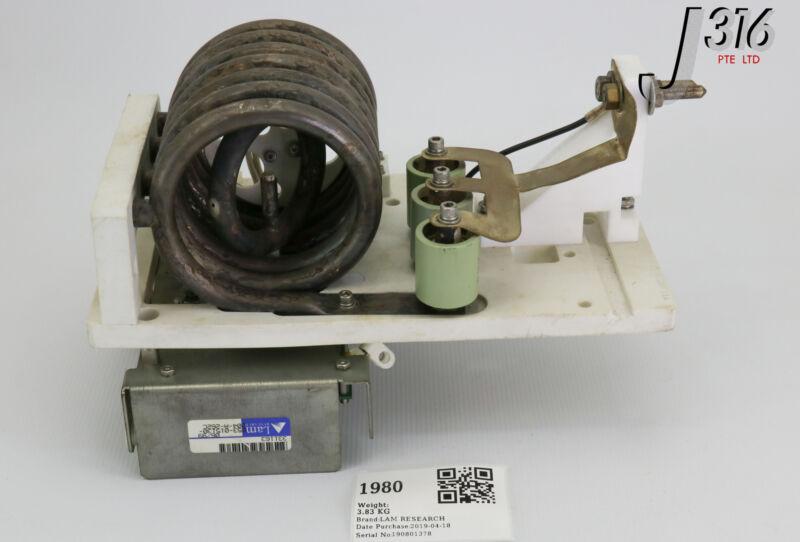 1980 Lam Research Mini Rf Match Gear Drive Assy 853-015130-204-a-262c