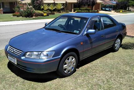 1999 Toyota Camry Conquest