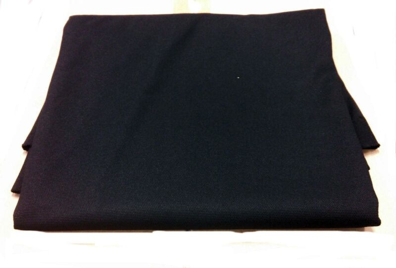 "SPEAKER STEREO GRILL CLOTH FABRIC~BLACK~HUGE~40""X60"""