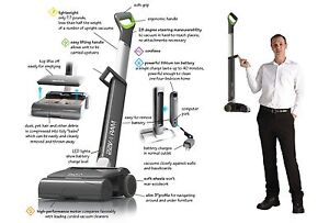 Gtech Airram Vacuum Cordless AR02 22v Lithium Ion - Brilliant Professional Estab