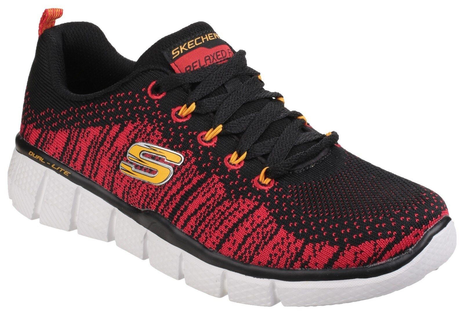 hot sale online 7d8d3 49108 Skechers Equalizer 2.0 Perfect Game Kids Boys Athletic Trainers Shoes  UK10.5-6