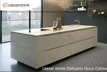 Custom made size stone bench top for kitchen and bathroom vanity Bankstown Bankstown Area Preview