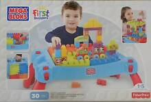 Mega Bloks First Builders - Build and Learn Table 30 pcs The Gap Brisbane North West Preview