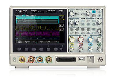 Siglent 8 Sds2102 100mhz 2 Ch Digital Oscilloscope 2gsas 28m Memory Depth