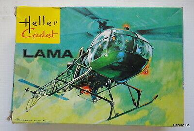 HELLER 1/100 CADET LAMA  046