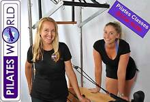 PILATES WORLD REFORMER CLASSES Helensvale Gold Coast North Preview