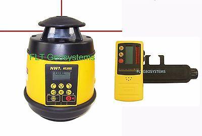 Northwest Nrl800x Self-leveling Grade Laser With Detector