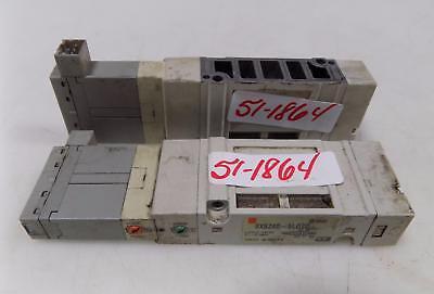 Smc 0.1-0.7mpa Valve Sx5240-5lozd Lot Of 2