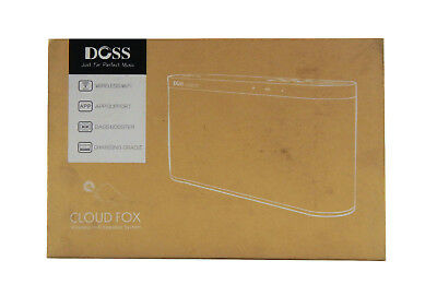 DOSS Cloud Fox Wireless WI-FI Speaker Dock Portable Home Aud