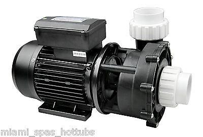 """LX LP200 Hot Tub Pump 2HP spa whirlpool 1 speed 2"""""""