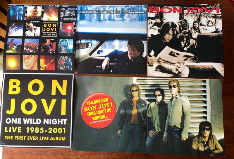 Bon Jovi Promtional Flat Posters