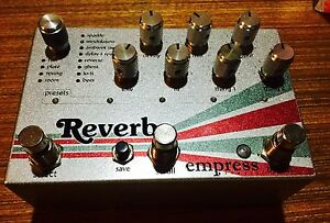 Empress Reverb Pedal Hornsby Hornsby Area Preview