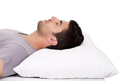 """Das """"Schlaf-Ruhig-Kissen"""", Anti-Schnarch-Kissen, Nackenstützkissen 40cm x 80cm"""