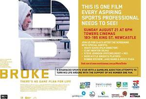 Broke Screening at Tower Cinema Thornton Maitland Area Preview