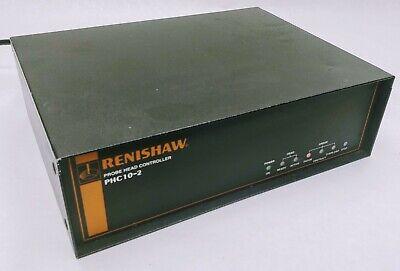 Renishaw Phc 10-2 Probe Head Controller V.8 Metrology Tested Phc10-2
