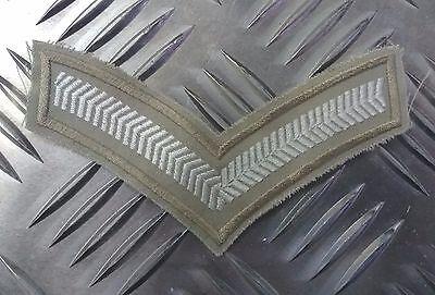 Original Britisch Militär Wüste L Unteroffizier Rang Streifen / Chevron ()