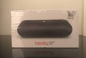 NEW Beats Pill+ Wireless Bluetooth Speaker(Black) Williamstown Hobsons Bay Area Preview