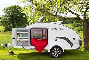 2017 Caretta Retro Teardrop Camper Malaga Swan Area Preview