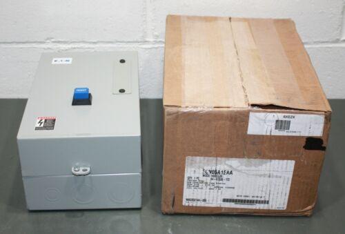 Eaton NEMA 00 Magnetic Motor Starter ECN05A1EAA-R63/CL30, 208V AC, 9A, 1Ph/3Ph