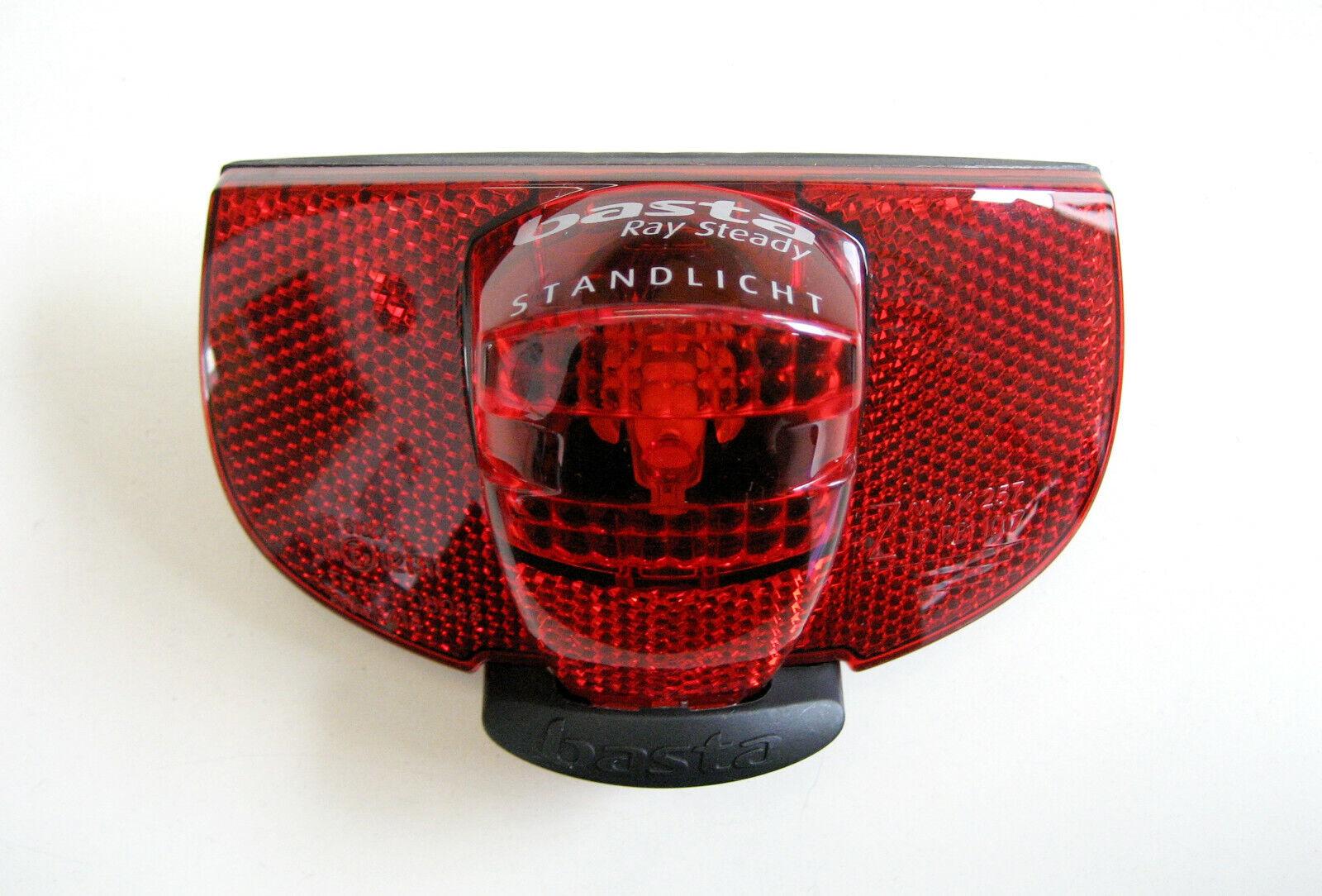 Fahrrad Rücklicht LED Rückleuchte Standlicht AXA Basta für KTM Winora Haibike
