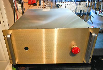 Pro-grade Cnc Electronics Enclosure Pre-milled Emi Shielded 19w X 24lx 8.75h