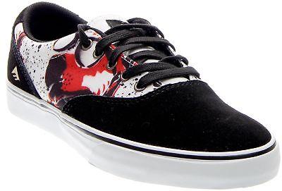Emerica Provost Slim Vulc X Mouse Skate Shoes - Black - Mens ()