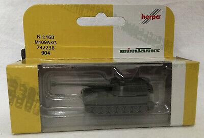 Herpa Minitanks 1:160: Panzerhaubitze M 109 A3