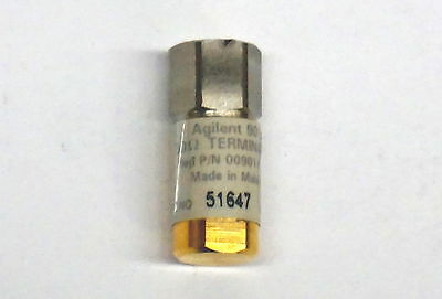 Agilent 901c 00901-60003 50ghz Terminator 2.4mm