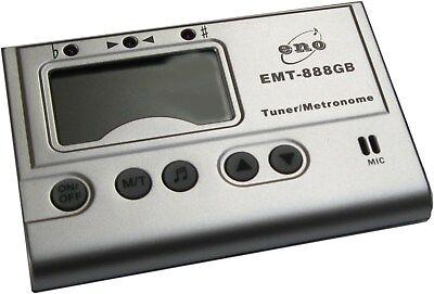 Stimmgerät - Tuner - Cromatic - METRONOM und STIMMGERÄT in einem - EMT888GB !