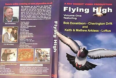 Flying High , Racing Pigeon Dvd