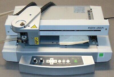 Roland Egx-30a Engraving Machine Desktop Engraver With Software
