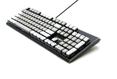 Micronics K735 Mechanical Gaming Keyboard Black Body (Kailh Box Switch White)