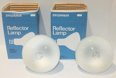 Sylvania 500 Watt Weather Resistant Reflector Floodlight (Two Bulbs) -Mogul Base