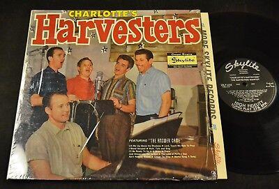 SOUTHERN GOSPEL LP Harvesters Quartet Skylite 6008 Charlotte's Harvesters