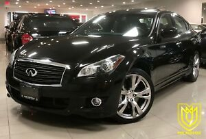2013 Infiniti M37x Sport|FULLY LOADED|NO ACCIDENT|NEW TIRES|CERT