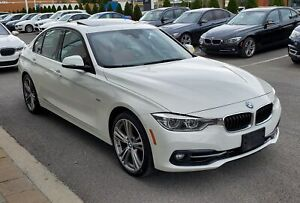 2016 BMW 328i xDrive SPORTLINE WHITE ON RED, LOW MILEAGE... HELL